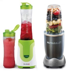 breville blend-active vs nutribullet