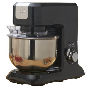 Cooks Professional Classic Stylish 800W Stand Mixer with 4.5 Litre Mixing Bowl