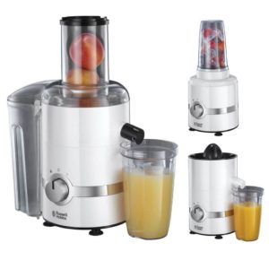 Russell Hobbs 22700 3-in-1 Ultimate Juicer