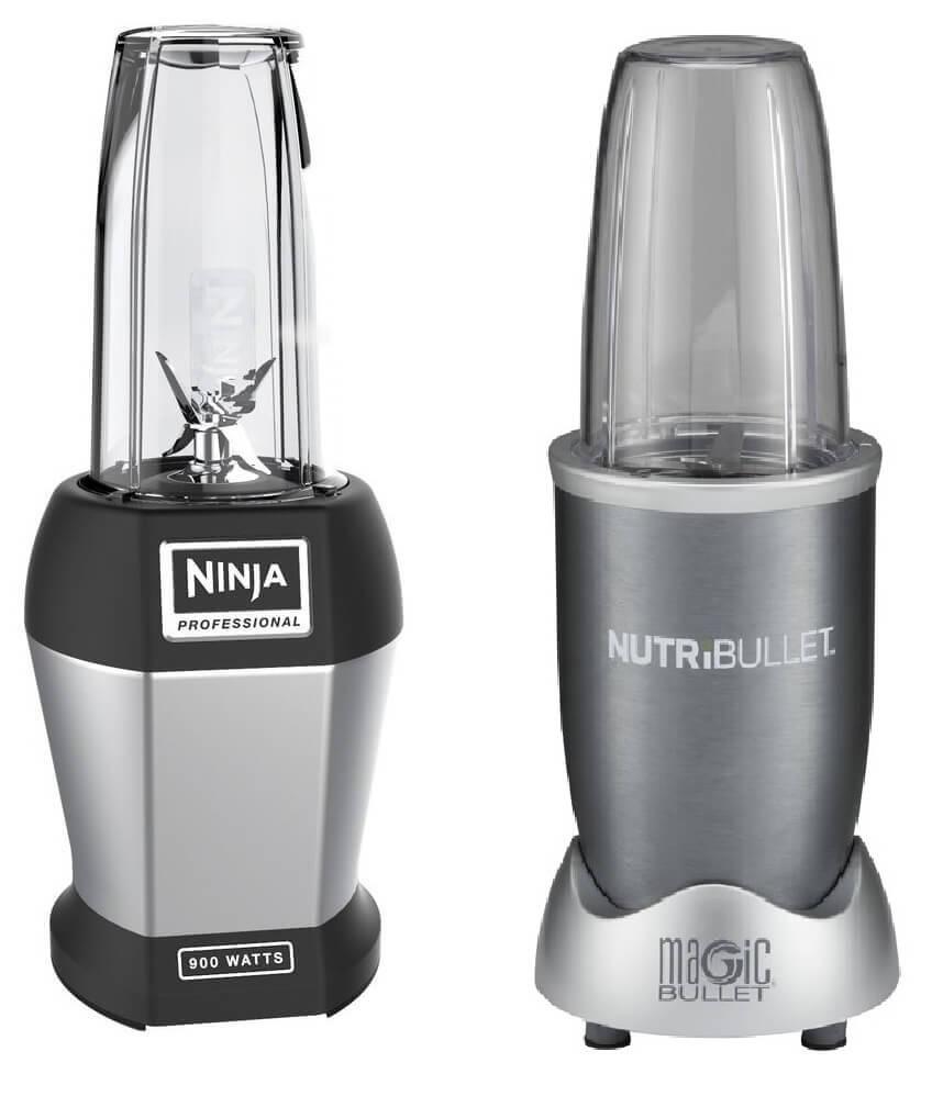 Blender Review: NutriBullet vs