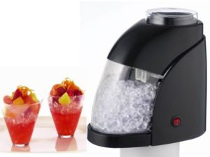 FiNeWaY ELECTRIC ICE CRUSHER