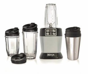 Nutri Ninja Blender with Auto IQ Set